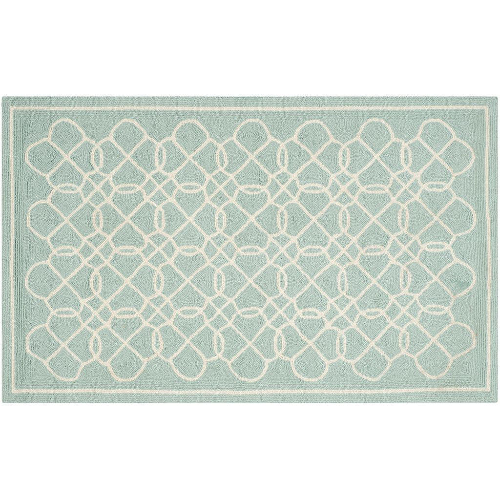 Safavieh Chelsea Links Hand Hooked Wool Rug - 2'6'' x 4'