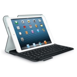 Logitech Ultrathin iPad mini Folio Case with Integrated Keyboard