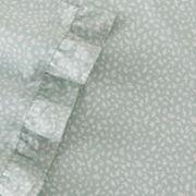 LC Lauren Conrad 300 Thread Count Ruffle Sheet Set