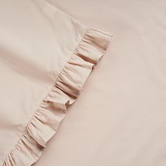 LC Lauren Conrad 300 Thread Count Ruffle Sheet Set