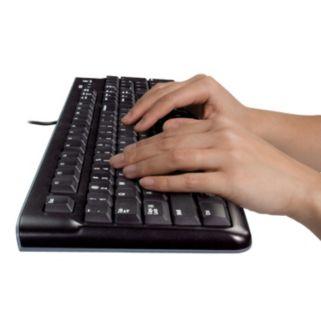 Logitech MK120 Classic Desktop Keyboard & Mouse