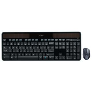 Logitech MK750 Wireless Solar Keyboard & M705 Marathon Mouse