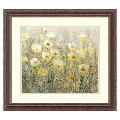 """""""Summer in Bloom'' Framed Wall Art"""