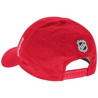 Adult Reebok Detroit Red Wings Adjustable Cap