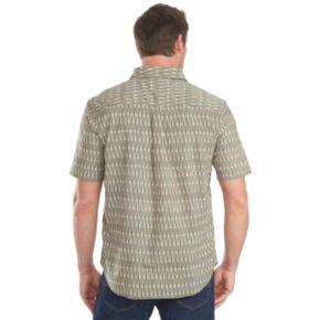 Men's Woolrich Walnut Run Classic-Fit Button-Down Shirt