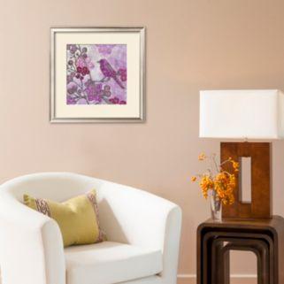 Art.com ''Plum Song II'' Framed Wall Art