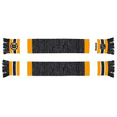 Reebok Boston Bruins Jacquard Scarf