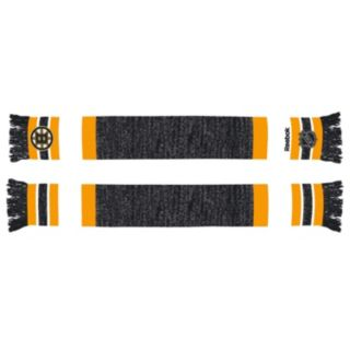Reebok Boston Bruins Jacquard Scarf
