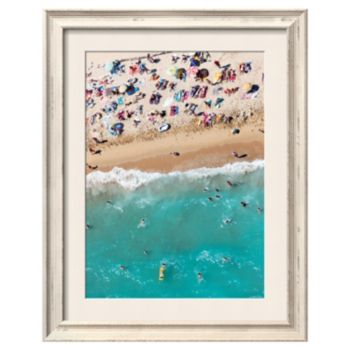 Art.com ''La Piscine'' Framed Wall Art
