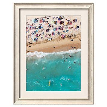 Art.com ''La Piscine'' Framed Wall Art