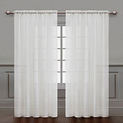 VCNY Infinity Sheer Window Panel