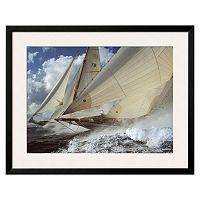 Art.com ''Nioulargue'' Framed Wall Art