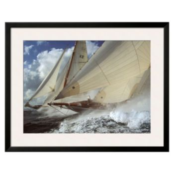 Art.com ''Nioulargue'' Framed Wall Art