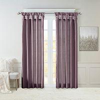 Madison Park Natalie Twisted Tab Lined Curtain