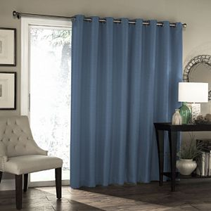 eclipse Bryson Room-Darkening Patio Door Curtain