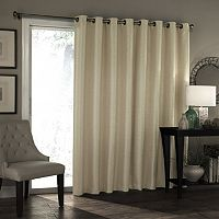 eclipse Bryson Thermaweave Blackout Patio Door Curtain