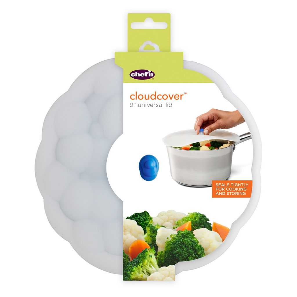Chef'n 9-in. Universal Lid