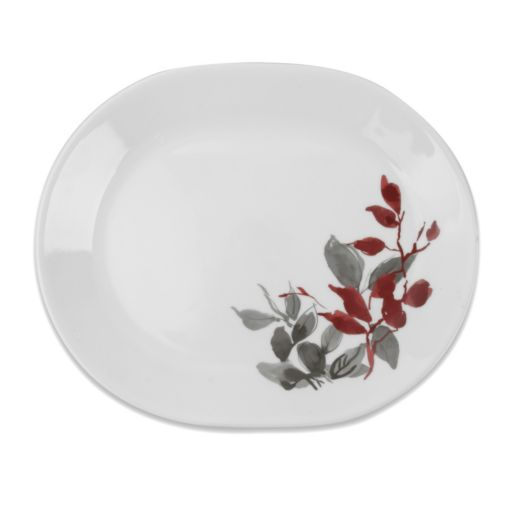 Corelle Kyoto Leaves 42-pc. Dinnerware Set