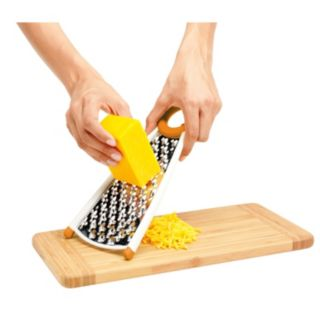 Chef'n Dual 2-in-1 Cheese Grater
