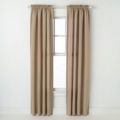 Peachskin Window Curtain
