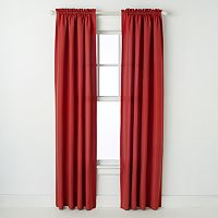 Peachskin Window Curtain