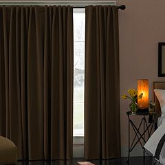 Window Curtainworks Blackout 1-Panel Saville Window Curtain