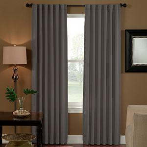 Window Curtainworks Blackout 1-Panel Saville Window Curtain