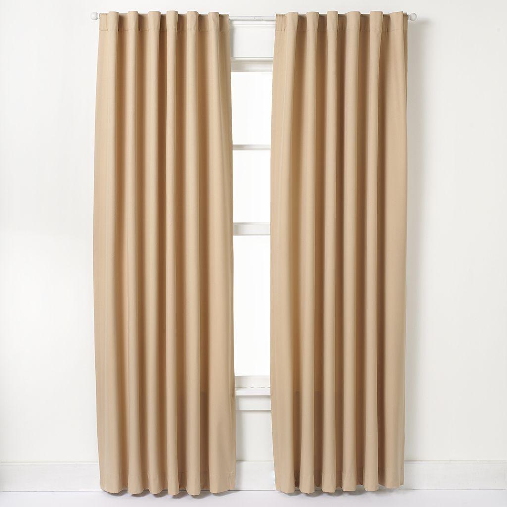 Window Curtainworks Saville Blackout Window Curtain