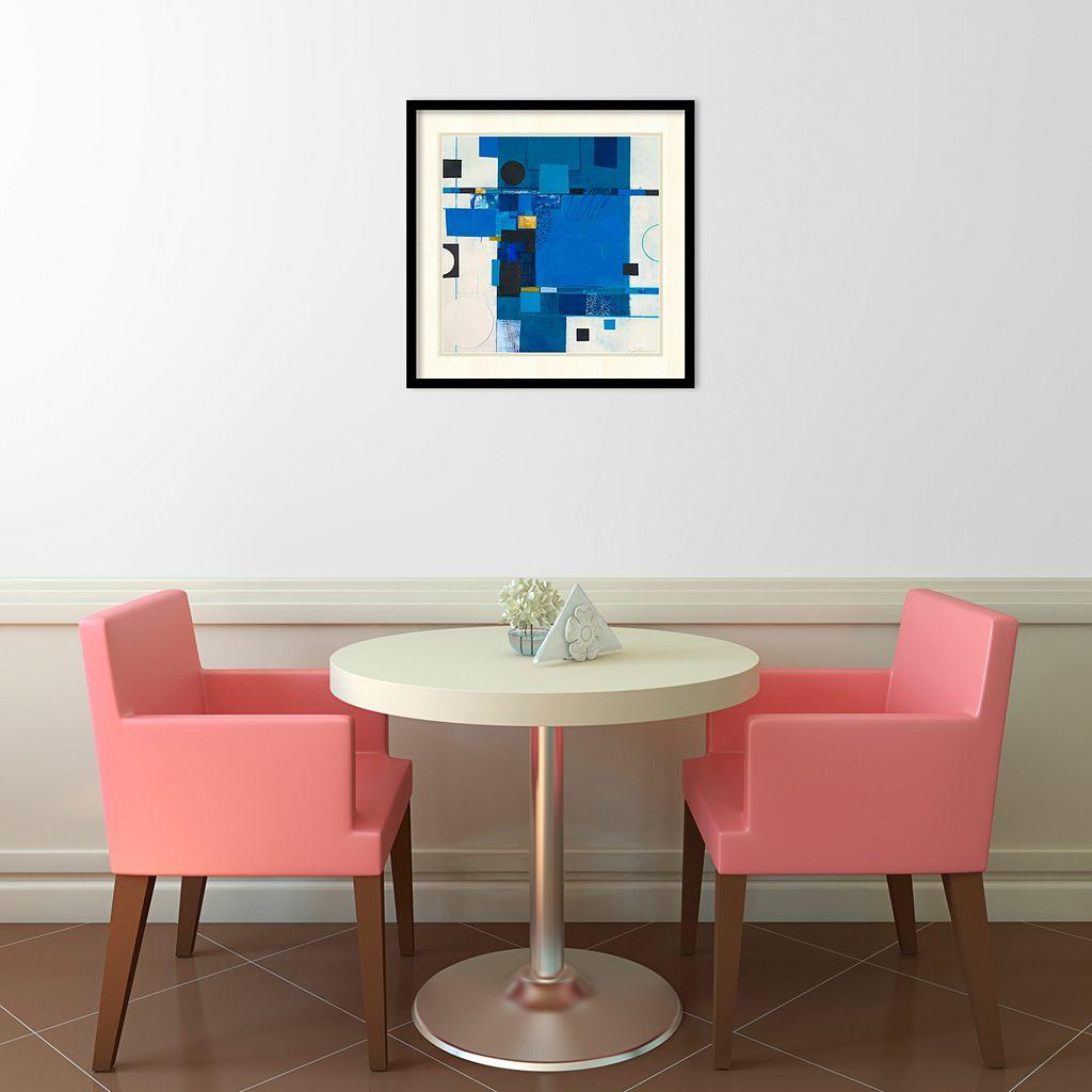''Blueberry Hill I'' Framed Wall Art