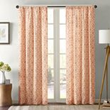 Madison Park 1-Panel Ella Window Curtain