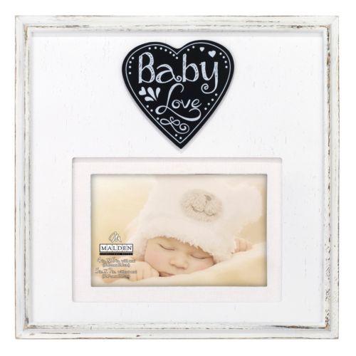 Malden ''Baby Love'' 4'' x 6'' Frame