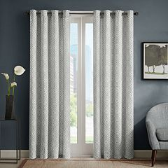 Madison Park 1-Panel Payton Window Curtain