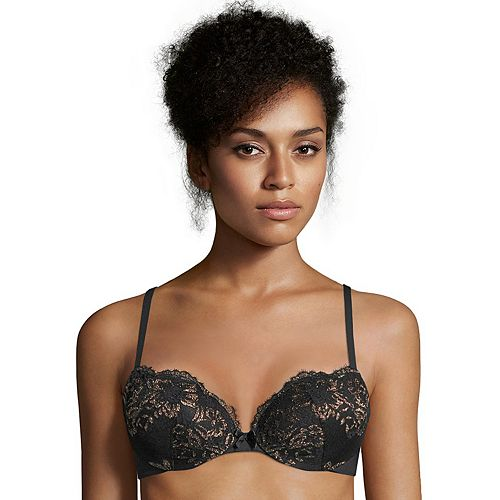 Maidenform Love the Lift Wonderbra Lace Push-Up Bra DM9900