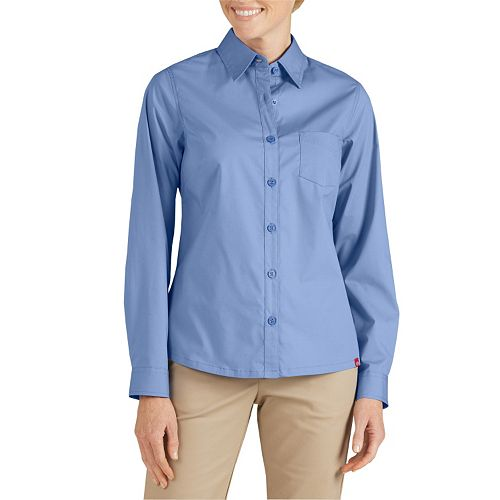 Dickies Poplin Shirt - Women's