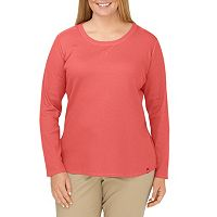 Plus Size Dickies Thermal Crewneck Tee