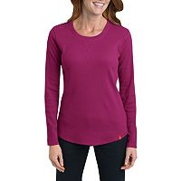 Dickies Thermal Crewneck Tee - Women's