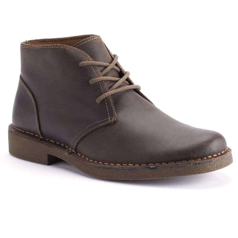 Dockers Tussock Men's Leather Chukka Boots
