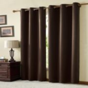 VCNY 1-Panel Blackout McKenzie Window Curtain