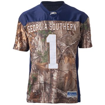 Men's Georgia Southern Eagles Game Day Realtree Camo Jersey