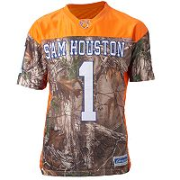 Men's Sam Houston State Bearkats Game Day Realtree Camo Jersey