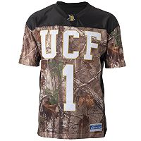 Men's UCF Knights Game Day Realtree Camo Jersey
