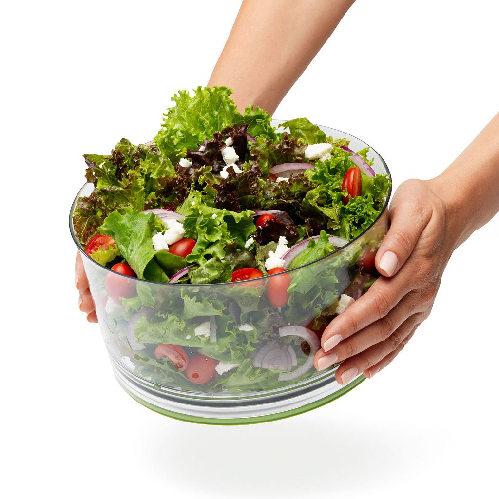 Chef'n SpinCycle Salad Spinner