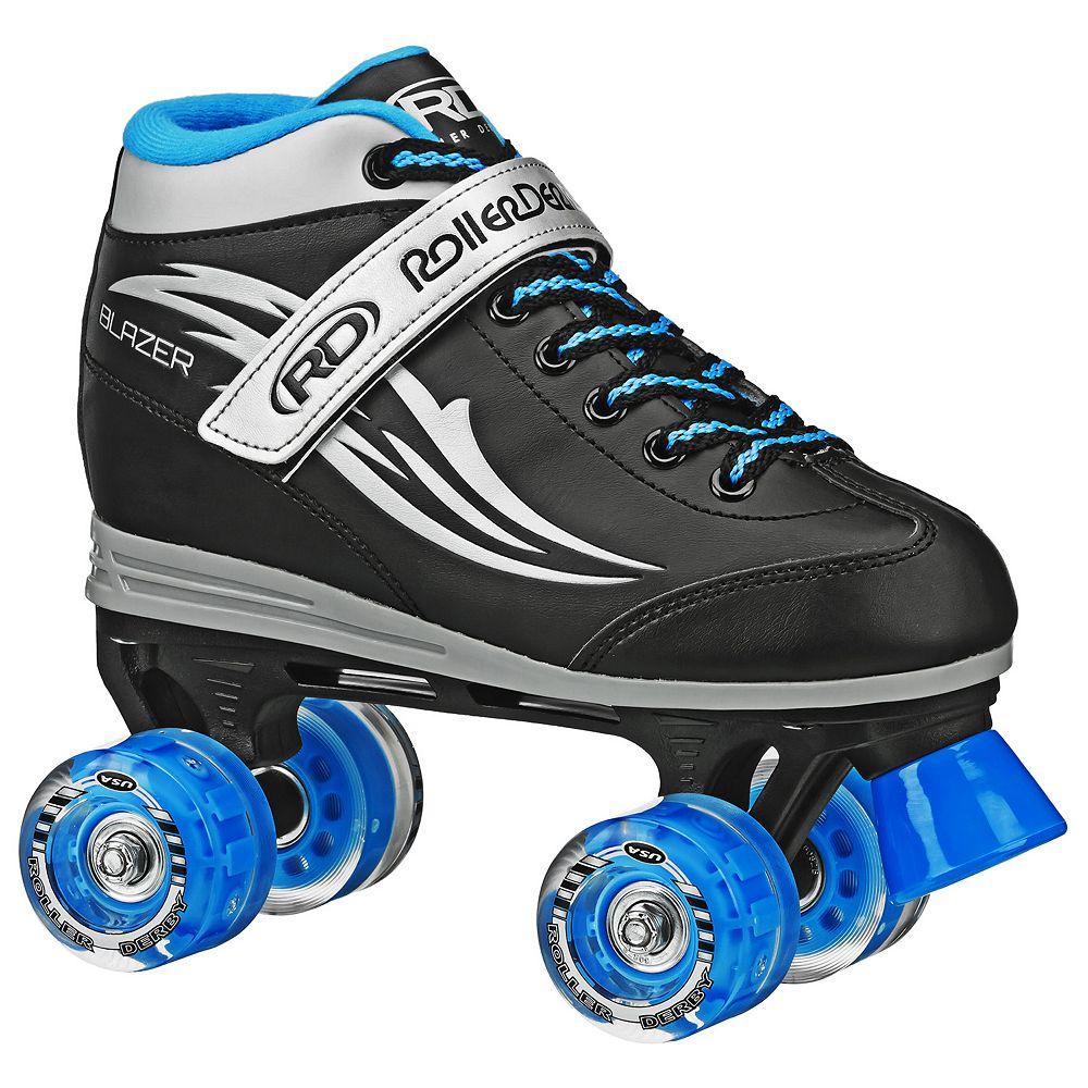 Roller skates for roller derby - Roller Derby Boys Blazer Lighted Wheel Roller Skates