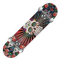 Roller Derby Skull Deluxe Series Skateboard