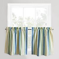 Park B. Smith Cape Cod Tier Curtain Pair
