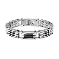 LYNX Stainless Steel Men's Bracelet