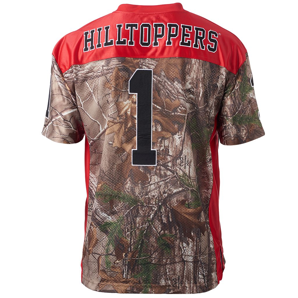 Men's Western Kentucky Hilltoppers Game Day Realtree Camo Jersey