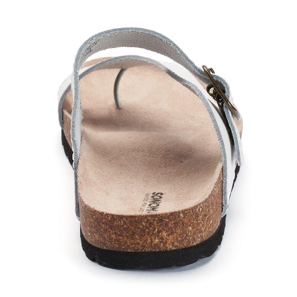 SONOMA Goods for Life™ Women's Buckle Flip-Flops