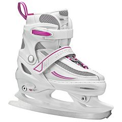 Lake Placid Girls Summit Adjustable Ice Skates