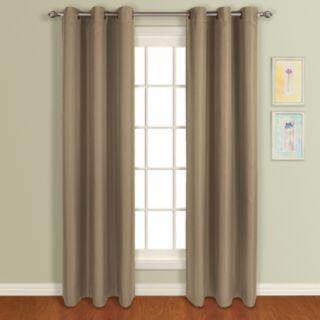 United Curtain Co. 1-Panel  Mansfield Window Curtain